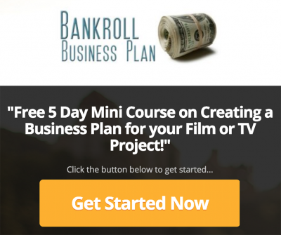FREE 5 Day Mini Course on Film Business Plans