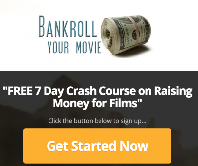 FREE 7 Day Crash Course on Film Financing